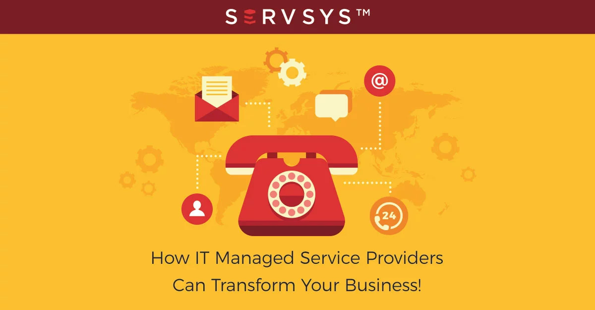 How IT Managed Service Providers Can Transform YOUR Business!
